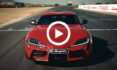 WATCH: Just press start with the all new Toyota Supra!