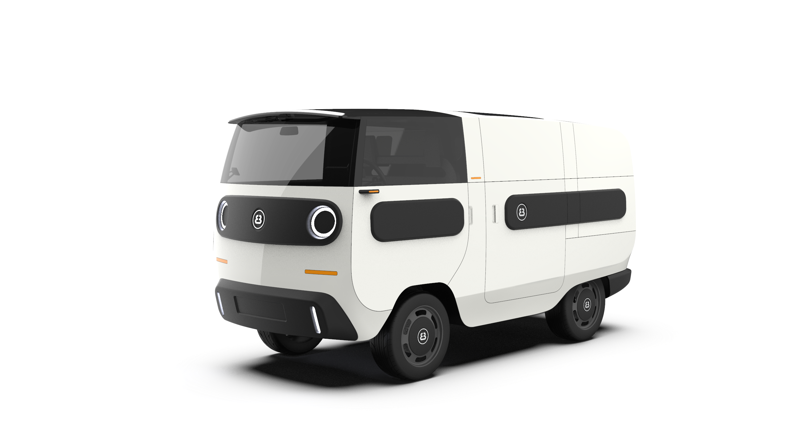 eBussy is an electric camper and pickup truck