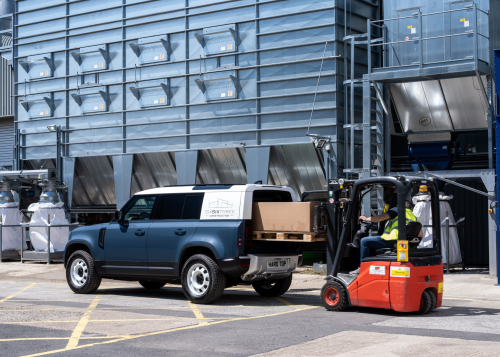 Introducing the Land Rover 90 and 110 Hard Top