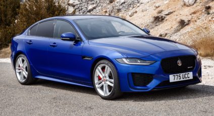 New updated Jaguar XE to arrive in SA soon