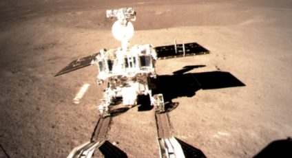 China's lunar rover ventures across the dark side of the Moon