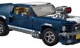 Celebrate National Lego Day with the 1967 Ford Mustang