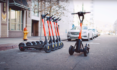 Spin scooters will feature an automatic parking system
