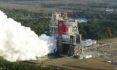 NASA's hot fire test of the SLS rocket went up in smoke