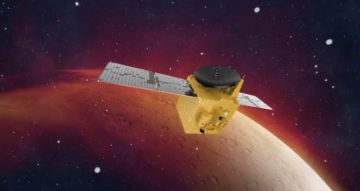 UAE a day away from bringing probe into Mars' orbit